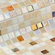 COCKTAIL Glass mosaic 25x25 ( DAIKIRI )