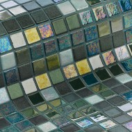 COCKTAIL Glass mosaic 25x25 ( TOMAHAWK )