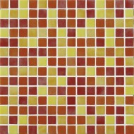 MIX 25005-D Glass mosaic 2,5x2,5 (bal.= 2,00m2) ( 25005-D )