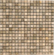 ROCA EMPRADOR Light brown plato 30,5x30,5; 1,5x1,5 (bal. 15 ks) ( HPF011 )